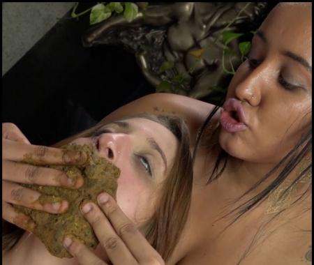 Sophia Faber And Penelope - Enormous Big Scat By Sophia Faber And Penelope – Take My Enormous Shit In Your Little Sweet Mouth [Lesbian Scat Domination / 392 MB] SD (Lesbian Scat, Scat Girls)