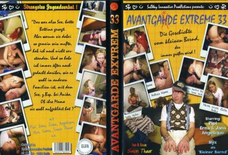 Pipi, Jana, Erna, Angelique - Avantgarde Extreme 33 [Subway Innovative Productions / 700 MB] DVDRip (Scatting, Domination Scat)
