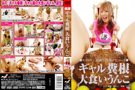 NHDT-502 - Girls eating shit [Natural High / 1.01 GB] DVDRip (Public Scat, Japan Scat)