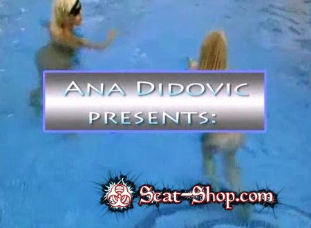 Ana Didovic - Two Girls One Turd [DatingRealGirls / 35.6 MB] SD (Solo Scat / Netherlands)