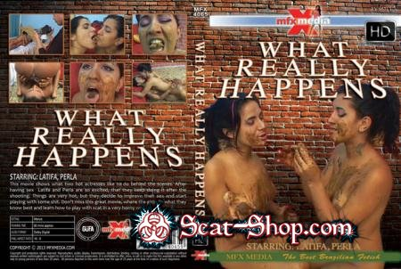 Latifa, Perla - What Really Happens - R76 [MFX-4065] [MFX / 610 MB] HDRip (Lesbian, Domination, Brazil)