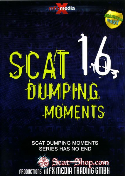 Brazil Girls - [MFX-S025]- The best of Scat Dumping Moments 16 [MFX Media / 699 MB] DVDRip (All Girl, Lesbians)