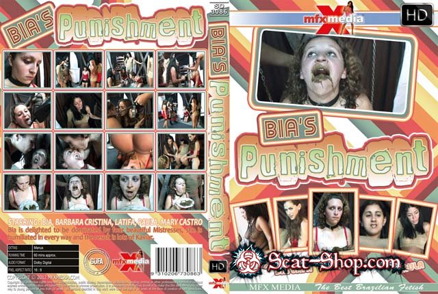 Bia, Barbara Cristina, Latifa, Paula, Mary Castro - [SD-3086] Bia´s Punishment [MFX Media / 1.23 GB] HDRip (Lesbian, Domination)