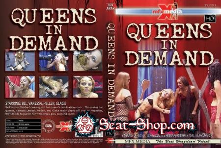 Bel, Vanessa, Hellen, Glacie - SD-4052 Queens in Demand [MFX Media / 1.31 GB] HDRip (Domination, Brazil)
