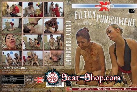 Andressa, Tatthy - [SD-6261] Filthy Punishment [Brazil Scat / 1.32 GB] HDRip (Domination, Brazil)