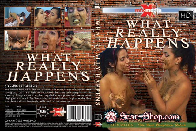 Latifa, Perla - What Really Happens MFX-4065 [MFX / 610 MB] HD 720p (Lesbian, Brazil)