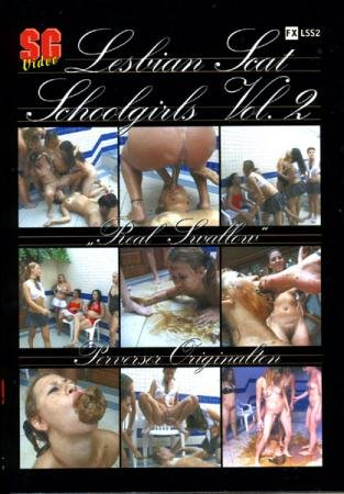 Brazilian Amateur Girls - Lesbian Scat Schoolgirls 2 [SG-Video / 805 MB] DVDRip (Domination, Germany)