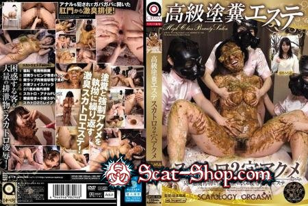 Michiru Ogawa - High-Class Slimy Shit Salon [Opera / 4.97 GB] FullHDRip