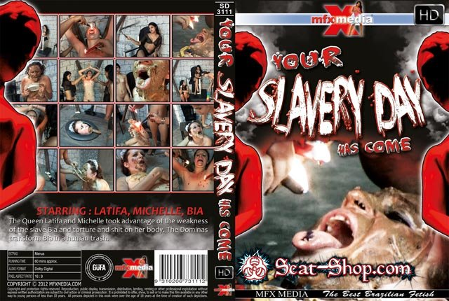 Latifa, Mochelle, Bia - [SD-3111] Your Slavery Day Has Come [MFX Media / 1.27 GB] HDRip (Lesbian, Domination)