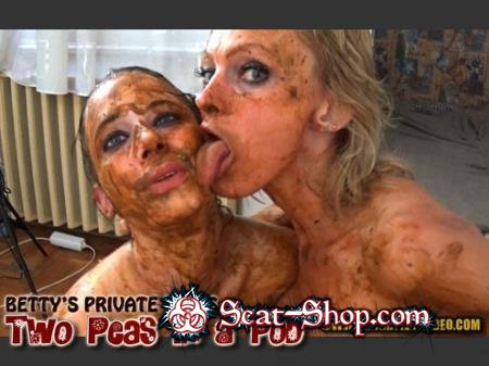 Betty, Desiree - TWO PEAS IN A POD [Hightide-Video / 1.26 Gb] HD 720p