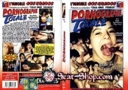 Paola, Ingrid Bouaria, Roger Fucca - Pornographie Totale [ImaMedia / 910 MB] DVDRip (Enema, Group)