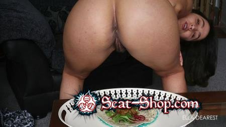 EllaDearest - Special Lunch For My Lover [Defecation / 1.21 GB] FullHD 1080p (Scatology, Solo)