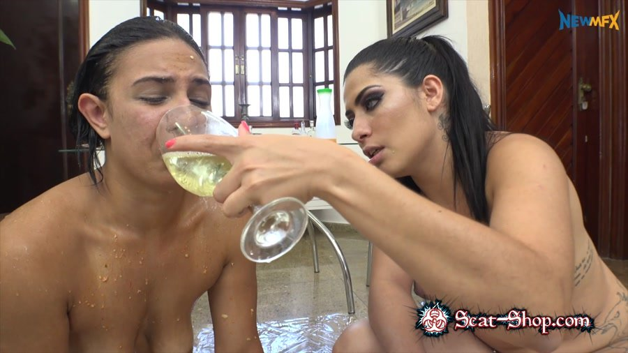 Mary Luthay, Saori Kido - Special Dinner with Vomit and Scat [New Scat In Brazil / 3.82 GB] FullHD 1080p (Amateur, Lesbians, Brazil)