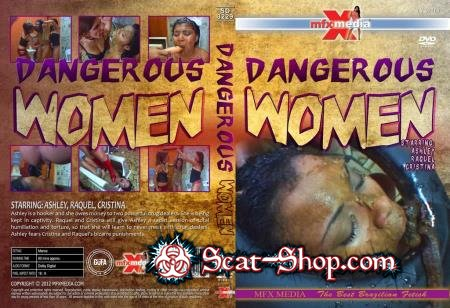 Ashley, Raquel, Cristina - SD-3229 Dangerous Women [MFX Media / 1.28 GB] HD 720p (Lesbian, Vomit, Domination)