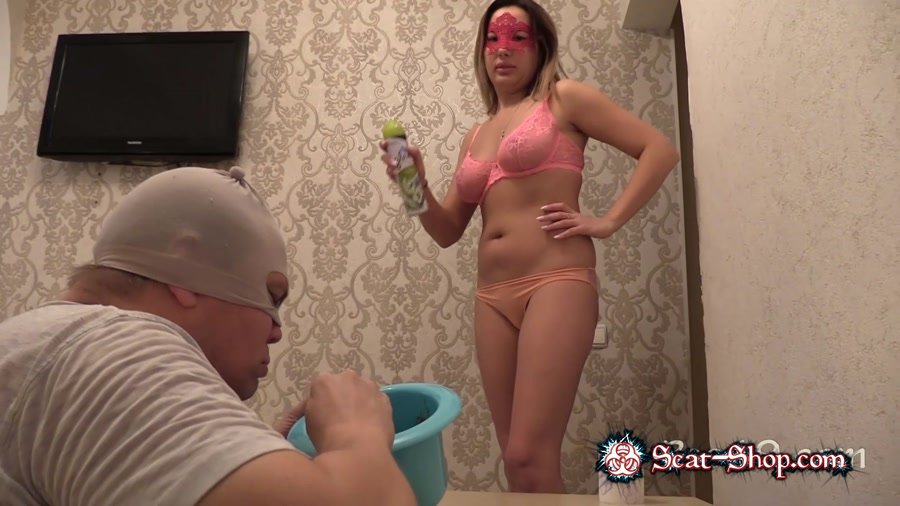 MilanaSmelly - All 6 girls powerfully crap [Shitting Girls / 1.91 GB] FullHD 1080p (Scatology, Femdom)
