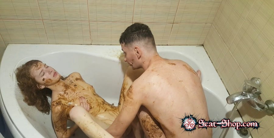 Aria - Jane – Loosing Scat Virginity. Part 3 [Amateur Scat / 1.78 GB] FullHD 1080p (Scatology, Sex Scat)