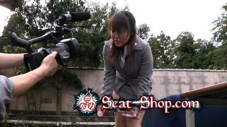 BFHD-74/75 News reporter in trouble! Pantypoop accident during report. [1.16 GB] HD 720p Copro, Fetish-Tokyo