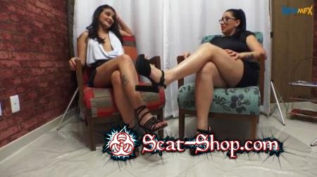 Nicole, Mary Claire, Lust - Scat Interview [Newscatinbrazil.com / 450 MB] HD 720p