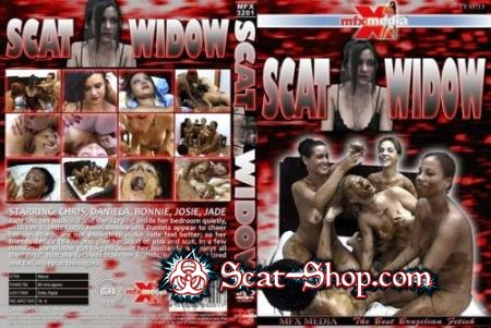Chris, Daniela, Bonnie, Josie, Jade - MFX-3201 Scat Widow [MFX / 1.22 GB] HDRip (Lesbian, Domination, Brazil)