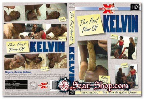 Najara, Kevin, Milena - [SD-3072] The First Time Of Kelvin [MFX / 1.31 GB] HDRip (Scat, Domination, Brazil)
