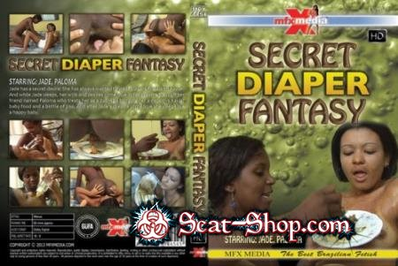 Jade, Paloma - MFX-4454 Secret Diaper Fantasy R78 [MFX / 1.33 GB] HD 720p (Shit Eating, Brazil)