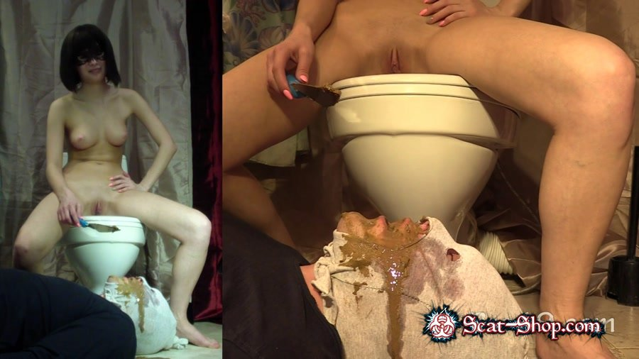 MilanaSmelly - I vomited: Christina and me [Domination / 582 MB] FullHD 1080p (Humiliation, Face Sitting)