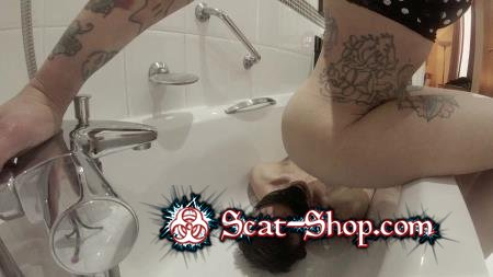 DemonaDragon - Eating My Shit [Toilet Slavery / 497 MB] HD 720p (Domination, Amateur)