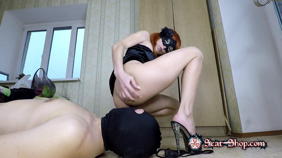 marcos579 - Fragrant Treat from Mrs. Emily [Face Sitting / 1.29 GB] FullHD 1080p (Femdom, Shit)