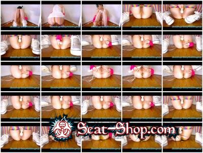 BabyDollNaughty - Rainbow Fishnets [Masturbation / 478 MB] FullHD 1080p (Toys, Teen)