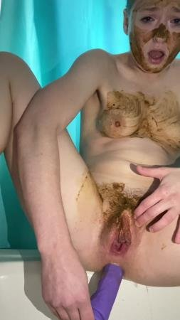 sexandcandy18 - Lots of fun! [Solo Scat / 1.11 GB] UltraHD 4K (Toys, Teen)