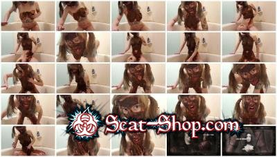xxecstacy - Scat Princess II: Full Smear [Boobs Scat / 1.15 GB] FullHD 1080p (Shitting Girls, Amateur)