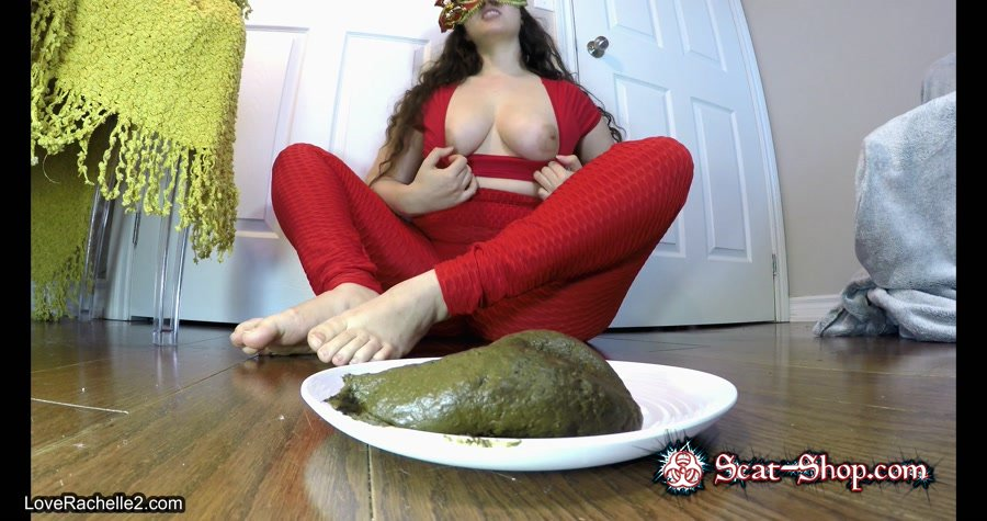 LoveRachelle2 - Auntie Gives You Farts… And A Stinky Meal! [Poop / 1.49 GB] UltraHD 4K (Defecation, Solo)