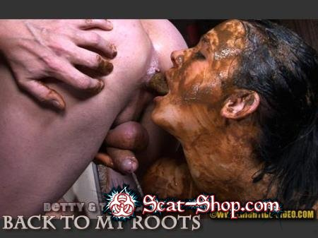 Betty, 3 males - BETTY & THE GANG - BACK TO MY ROOTS [Hightide-Video / 591 MB] HD 720p (Domination, Sex, Blowjob)
