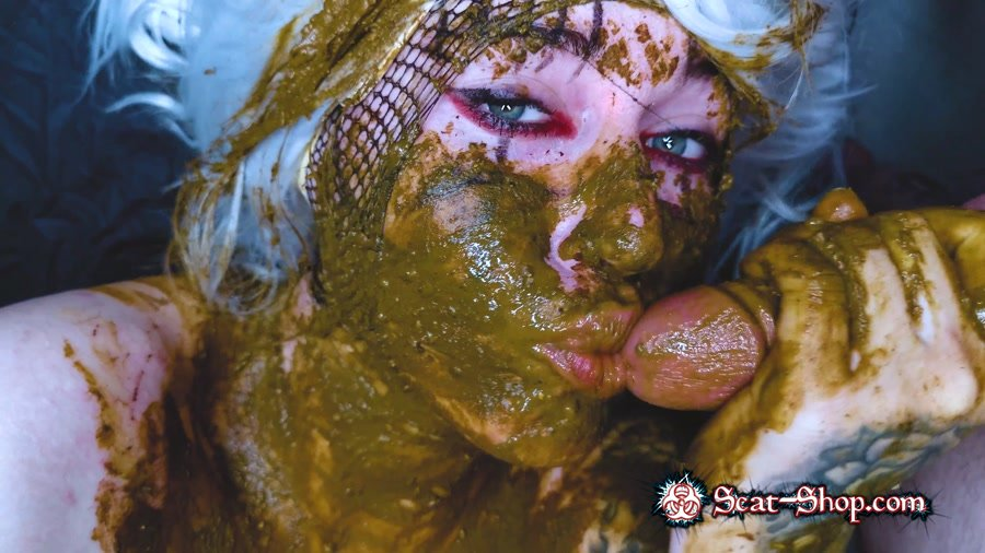 "DirtyBetty - ""Nasty Girl"" feat ""Stinky Dick"" [Defecation / 834 MB] UltraHD 4K (Teen, Blowjob)"